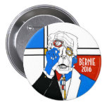 Ponceuses 2016 de Bernie Macaron Rond 7,6 Cm