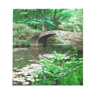 Pond Bridge Notepads