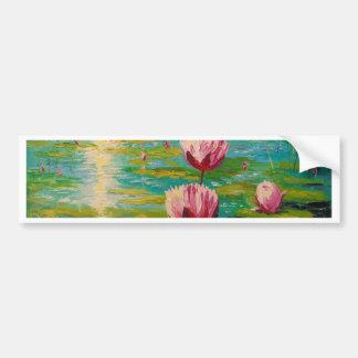 Pond Bumper Sticker