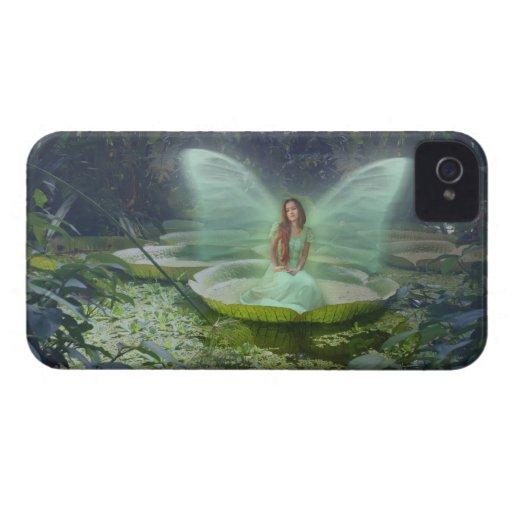 Pond Fairy iPhone 4 Case-Mate Cases