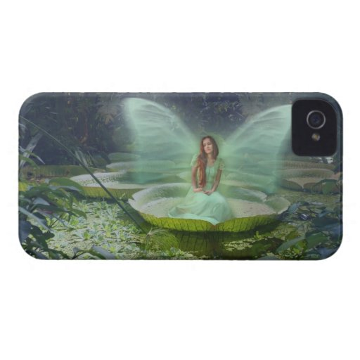 Pond Fairy Blackberry Bold Case