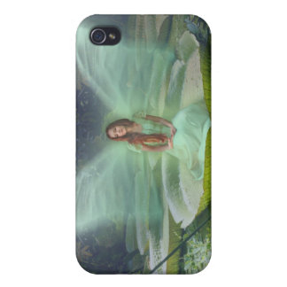 Pond Fairy Cases For iPhone 4