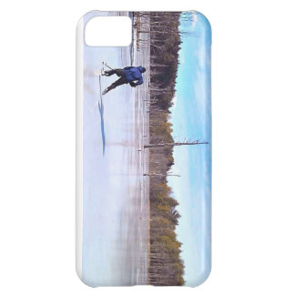 Pond Hockey Cover For iPhone 5C