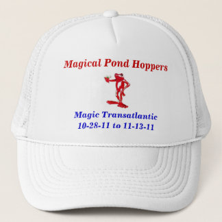 Pond Hopper Hat