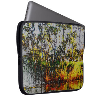 Pond Laptop Sleeve