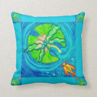 pond life pillow