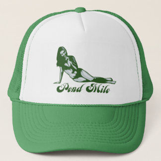 Pond Mile Girl Trucker Hat