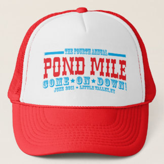 Pond Mile IV Trucker Hat