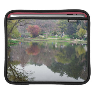Pond Reflections Sleeve For iPads