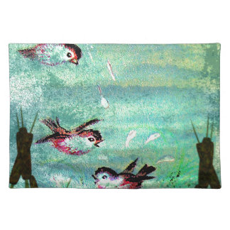 POND SPLASHING PLACEMAT