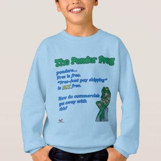 Ponder Frog-Free Sweatshirt