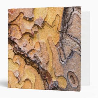 Ponderosa pine bark, Washington Binder