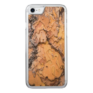 Ponderosa pine bark, Washington Carved iPhone 8/7 Case