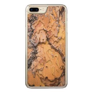 Ponderosa pine bark, Washington Carved iPhone 8 Plus/7 Plus Case