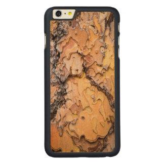 Ponderosa pine bark, Washington Carved Maple iPhone 6 Plus Case