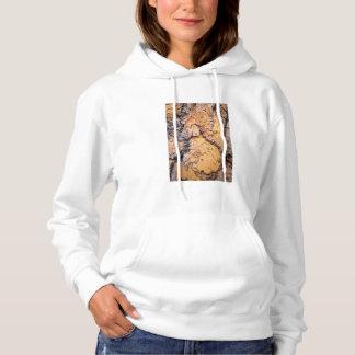 Ponderosa pine bark, Washington Hoodie