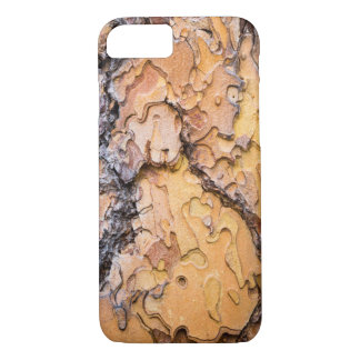 Ponderosa pine bark, Washington iPhone 7 Case