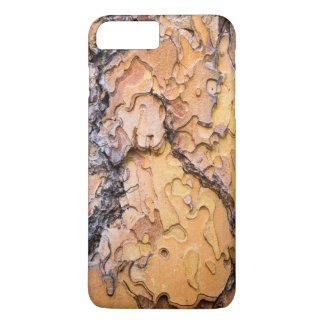 Ponderosa pine bark, Washington iPhone 8 Plus/7 Plus Case
