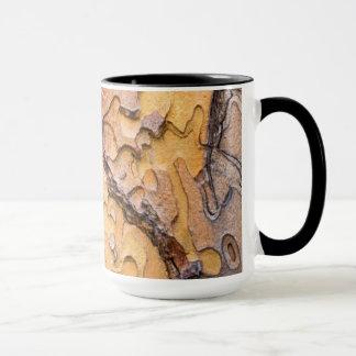 Ponderosa pine bark, Washington Mug