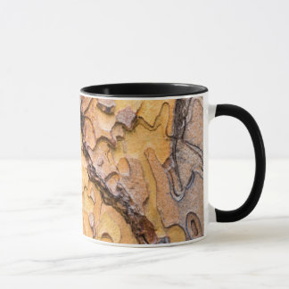 Ponderosa pine bark, Washington Mug