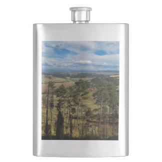 Ponderosa @ Pine Devils Tower Wyoming Flasks