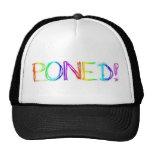 PONED! Hat