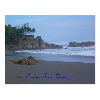 Poneloya Beach Nicaragua Post Cards