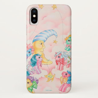 Ponies in the Clouds iPhone X Case