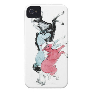 Ponies iPhone 4 Covers