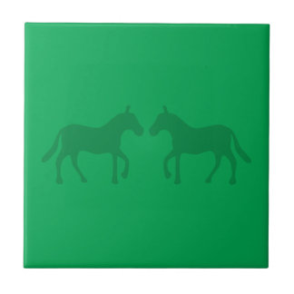 Ponies Tile