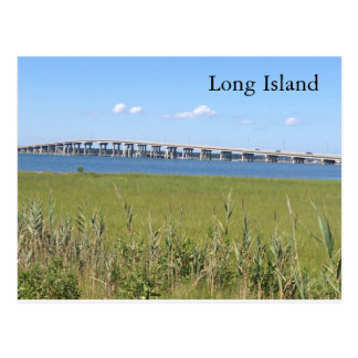 Ponquogue Bridge Postcard