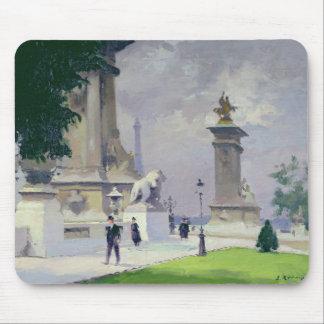 Pont Alexandre III, Paris Mouse Pad