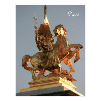 Pont Alexandre III Postcard