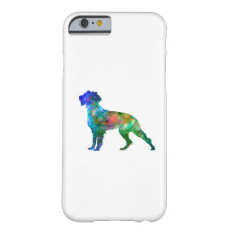 Pont Audemer Spaniel in watercolor Barely There iPhone 6 Case