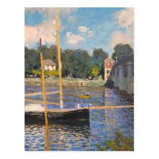 Pont d'Argenteuil Postcard