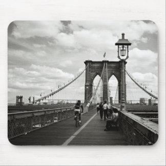 Pont de Brooklyn Mousepad Tapis De Souris