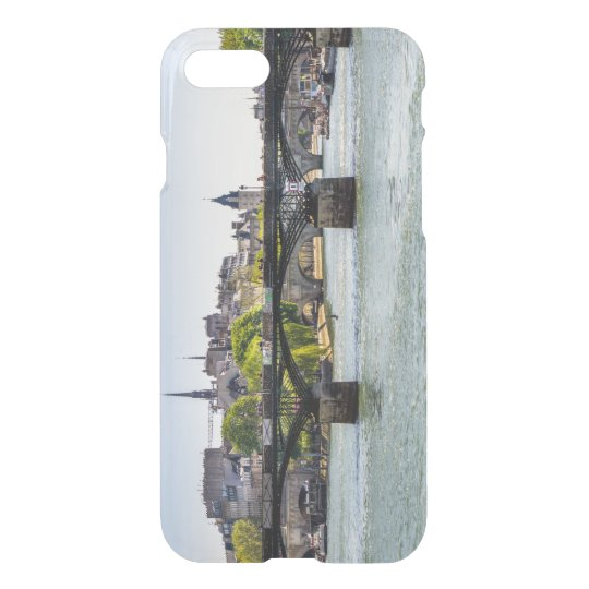 Pont Des Arts in Paris, France iPhone 7 Case