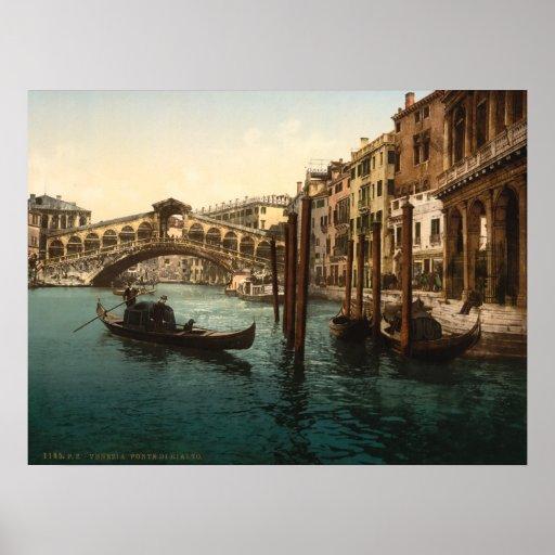 Pont I, copie archivistique de Rialto de Venise, I