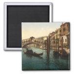 Pont I, Venise, Italie de Rialto Magnets