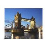 Pont Londres de tour Toiles