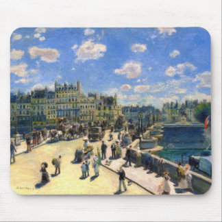 Pont Neuf, Paris Mouse Pad