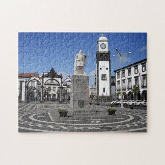Ponta Delgada, Açores Puzzle