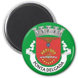 Ponta Delgada* Azores Refrigerator Magnet