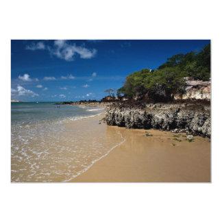 Ponta Negra Beach, Natal, Brazil Card