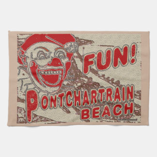 Pontchartrain Beach Towels
