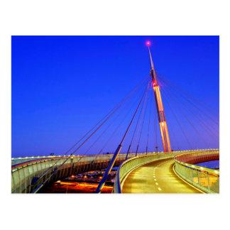 Ponte del mare postcard