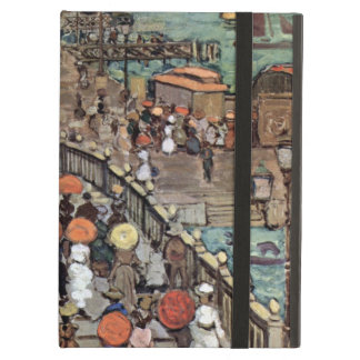 Ponte Della Paglia, Venice by Maurice Prendergast iPad Air Cases