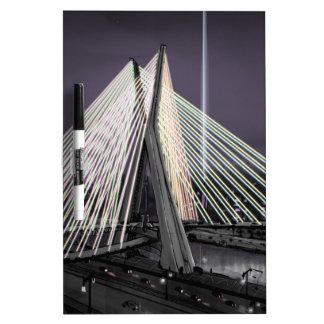 ponte estaiada dry erase board