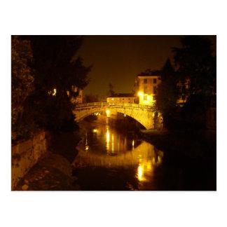Ponte San Michele Postcard