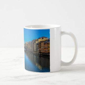 Ponte Vecchio Bridge, Florence, Italy Coffee Mug